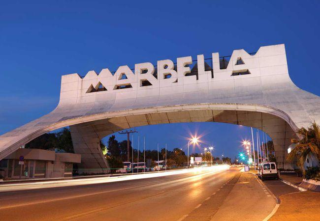 Townhouse in Marbella - Casa Luna Marbellamar