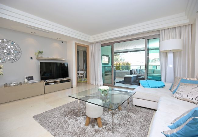 Apartment in Marbella - Jardines del Principe