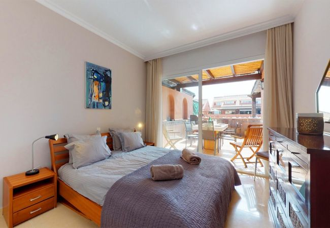 Apartment in Puerto Banus - El Embrujo Playa