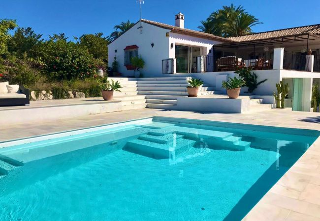 Country house in Estepona - Finca Alegria